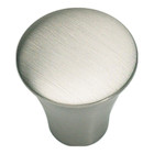 A855-SS Fluted Knob Stainless Steel