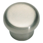 A856-SS Round Knob Stainless Steel