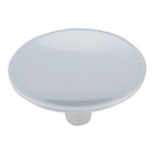 233-BRN Dap Lg Round Knob Brushed Nickel