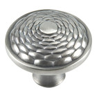 236-BRN Mandalay Round Knob Brushed Nickel