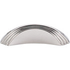"TK212PN Sydney Flair Knob 2"" (c-c) - Polished Nickel"