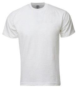 WHITE PREMIUM MAX HEAVYWEIGHT T-SHIRT