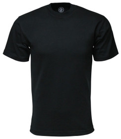 BLACK PREMIUM MAX HEAVYWEIGHT T-SHIRT
