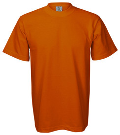 ORANGE PREMIUM HEAVYWEIGHT T-SHIRT