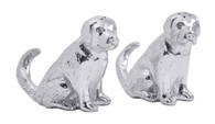 Mariposa Labrador Salt & Pepper set