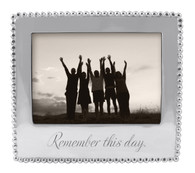 "Mariposa ""Remember This Day"" Frame 5 x 7"