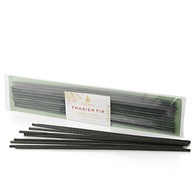 Frasier Fir Reed refill - unscented Green sticks