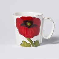 Vietri Lastra Poppy Mug