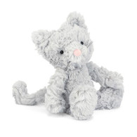 "Jellycat Squiggle Kitty Small (9"")"