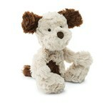 "Jellycat Squiggle Puppy Small (8"")"