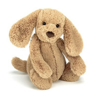 "Jellycat Bashful Toffee Puppy Medium (12"")"