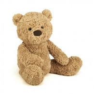 "Jellycat Bumbly Bear Medium (17"")"