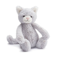 "Jellycat Bashful Kitty Small (7"")"
