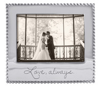 "Mariposa ""Love, Always"" Frame 5 x 7"