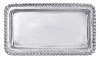 Mariposa Blank Beaded Statement Tray