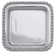 Mariposa Blank Square Beaded Tray