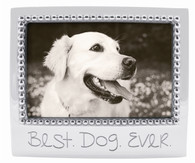 "Mariposa ""Best Dog Ever"" Frame - 4 x 6"
