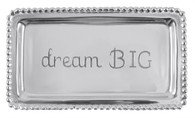 "Mariposa ""Dream Big"" Beaded Statement Tray"