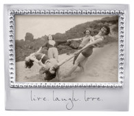 "Mariposa ""Live.Laugh.Love"" Frame - 4 x 6"