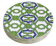 "Mariposa Jacki 4"" refill Coaster pack of 12"