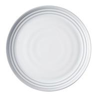 """Juliska Bilbao White Truffle Dinner Plate 11"""""""