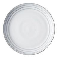 "Juliska Bilbao White Truffle Salad/Dessert Plate 9"""