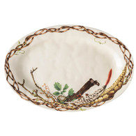 "Juliska Forest Walk Large Platter 21"" - Beige"
