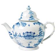 Juliska Country Estate Delft Blue Teapot