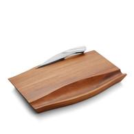 Nambé Drift Cheese Board