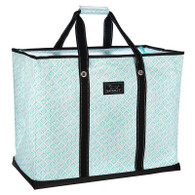 Scout 4 Boys Bag in Aqua Fresca Pattern