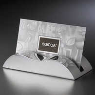 Nambé Business Card Holder