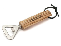 New York Mets Game-Used Bat Bottle Opener