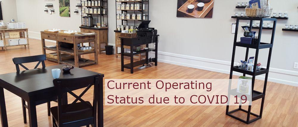 COVID-19 Operating Status