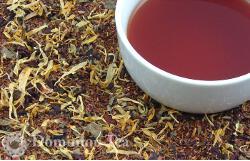 Adirondack Berries Tisane Dry Leaf and Liquor