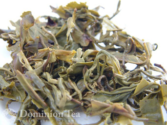 Monkey Temple Green Tea Infused Leaf | Dominion Tea