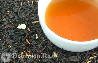 Chocolate Almond Fantasy - Loose Leaf & Liquor   Dominion Tea