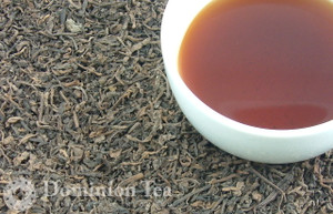 Hazelnut Puerh - Loose Leaf and Liquor | Dominion Tea