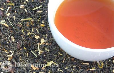 Holiday Spice Tea 2017 Loose Leaf and Infused Liquor