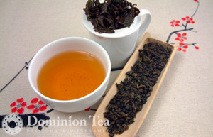 Dark Roast Alishan Oolong - Loose Leaf