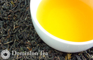 1st Flush Darjeeling, Gopaldhara Estate Loose Leaf and Infused Liquor