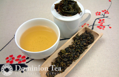 Four Seasons Oolong Brew and Leaf
