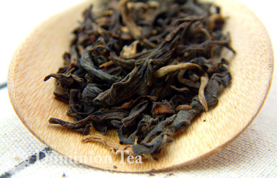 High Mountain Snow Shan Black Tea Dry Leaf