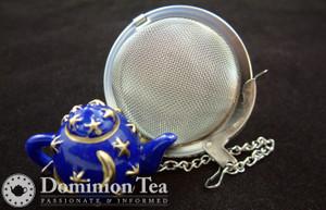 Blue Teapot Infuser
