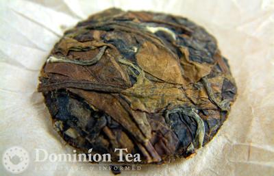 White Tea Button Up Close