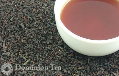 Earl Vanilla Dry Leaf and Liquor