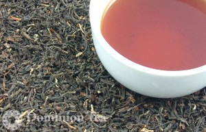 Vietnam Nam Lanh Estate OP Organic Tea Dry Leaf and Liquor