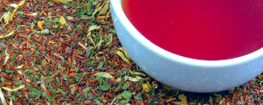 Chocolate Mint Rooibos - A Caffeine Free Delight