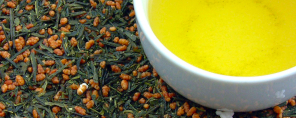 Genmaicha Japanese Tea - Brown Rice Tea