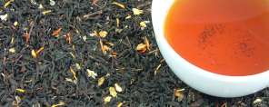 Mango Breeze Tea - Mango Flavored Black Tea