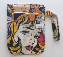 Pop Art Change Bag 2